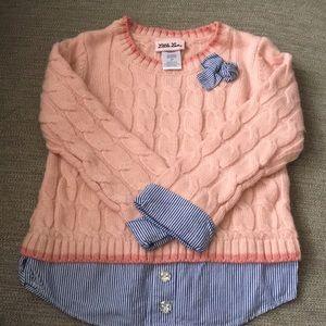 Little Lass 3t Sweater